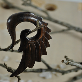 Browse our Organic Earring Hangers