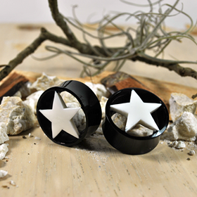 Browse our Organic Earring Tunnels